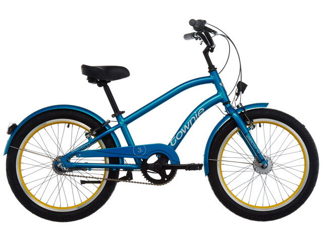 Electra Townie 3i EQ Boys Electric Blue